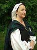 The Highest Quality Hand Crafted Celtic / Scottish Highland Womans Kertches in your choice of linen or cotton to complete your SCA, Middle Ages, or Renaissance Faire Period Costume!!!