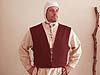 Historically Reproduced Medieval and Renaissance Period Men's Jerkins at Misty Thicket Clothing!!!